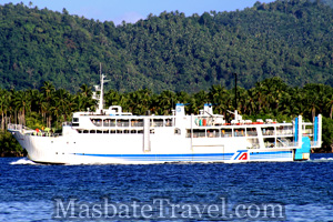 Trans Asia Ship in Masbate